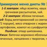 Диета При Цистите Рецепт.