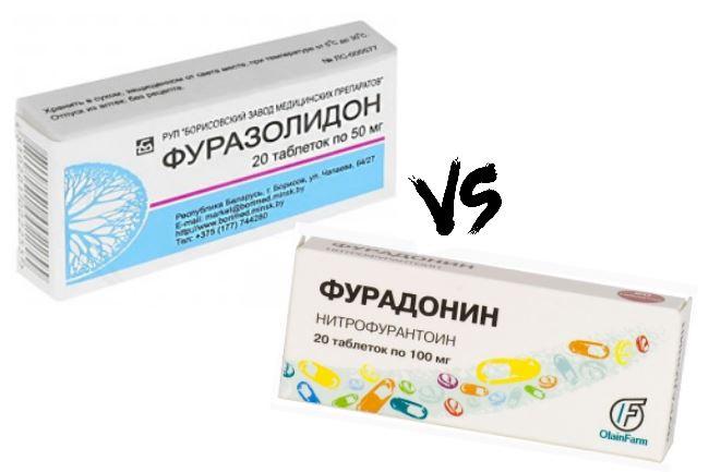 Фуразолидон при цистите у женщин