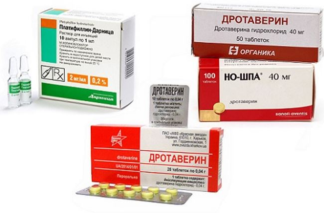 Таблетки при воспалении мочевого пузыря