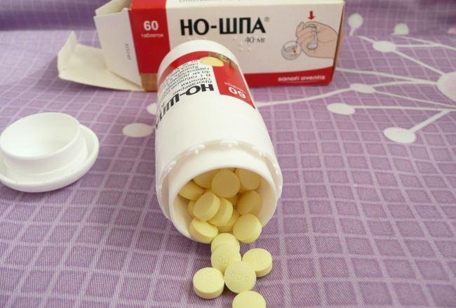 Шпа - инструкция по применению таблеток и но-шпы в ампулах